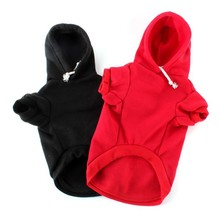 Small Pet Dogs Clothes Puppy Cat Hoodie Warm Coat Clothing Costume XS-XXXL Large Hot
