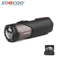 Original SOOCOO S20WS Action Camera Wifi Waterproof 10M Full HD 1080P Bicycle Cycling Helmet DV Outdoor