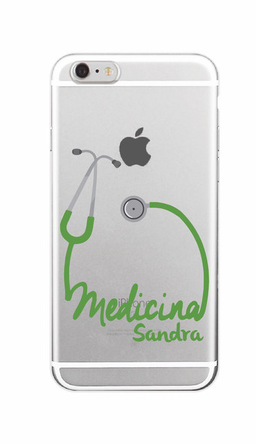Nurse Soft TPU Phone Case Cover For iPhone 7 7Plus 6 6S 6Plus 5 5S SE 8 8Plus X