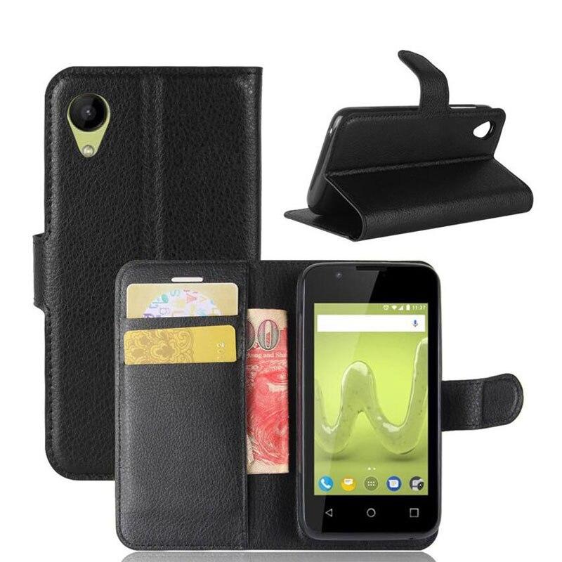 Flip Couverture pour BQ 4072 Grève Mini-Cas De Luxe En Cuir Portefeuille cas Pour BQ 4072 Téléphone Case & Sacs Mobile Téléphone Fundas