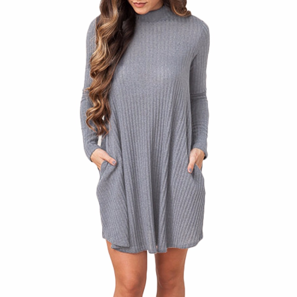 Popular Women Tunic Sweaters-Buy Cheap Women Tunic Sweaters lots ...