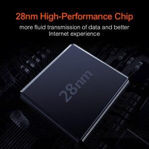 Image 4 - Tenda Draadloze Wifi Routers AC7 2.4Ghz/5.0Ghz Wi fi Repeater 1 * Wan + 3 * Lan Poorten 5 * 6dbi High Gain Antennes Smart App Beheren
