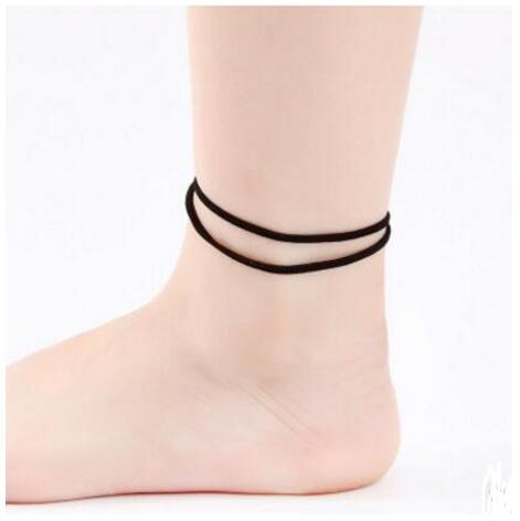 black collection anklet charm lace retro young forever cool anklets vintage diamonte stylish for buy you