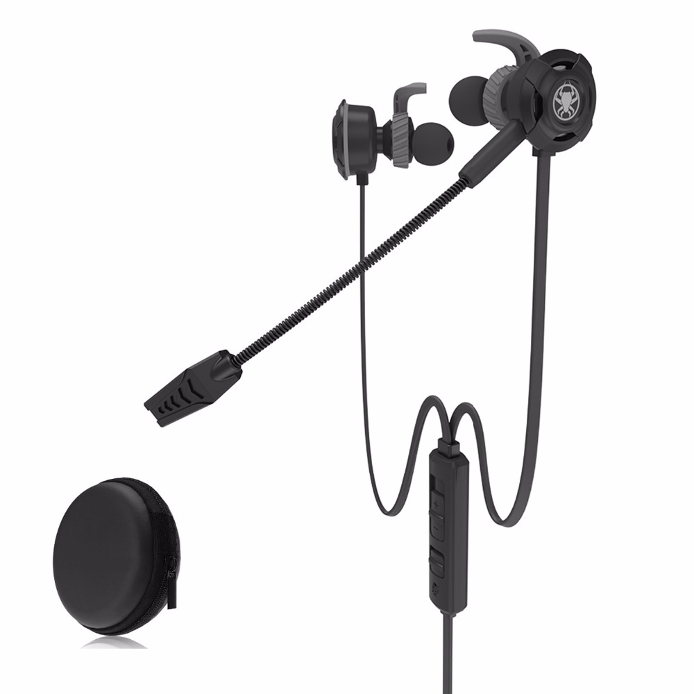 Plextone G30 PS4 Headset Bass in Ear PC Gaming Headphones with Mic Stereo Game Earphones casque for Computer New Xbox One Phone