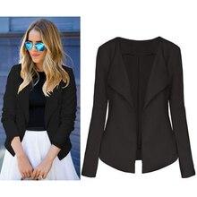 Elegant V Neck Long Sleeve Outwear