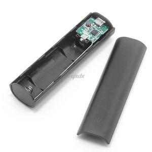 Портативный DIY USB мобильный Банк питания зарядное устройство Коробка батарея чехол для 1x18650 оптовая продажа и Прямая поставка