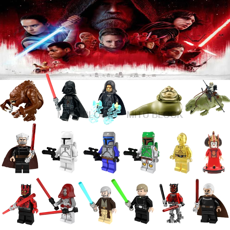 legoing-star-wars-building-blocks-figure-boba-fett-amidala-rancor-darth-vader-jabba-leia-luke-toys-legoings-font-b-starwars-b-font-figures