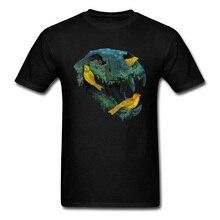 After Death T-shirt Men 3D T Shirt Skull Print Clothes Little Birds Tops Black Tshirt Short Sleeve Casual Summer Sweatshirts XXL printio slow death t shirt