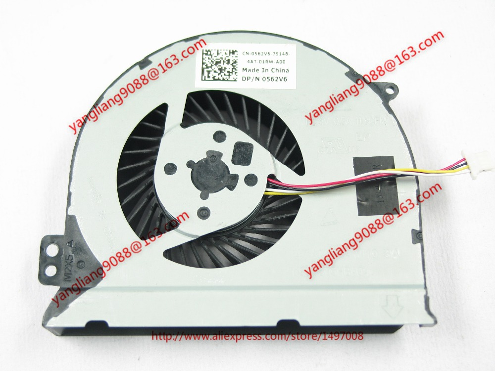 DELTA KSB0805HBA04 DC 5V 0.50A Server Laptop fan 4-wire free shipping for delta ffr1212dhe sp02 dc 12v 6 3a 120x120x38mm 4 wire car booster fan