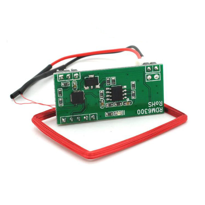 RDM6300 RFID Reader Module 125Khz Integrated Circuits UART ...