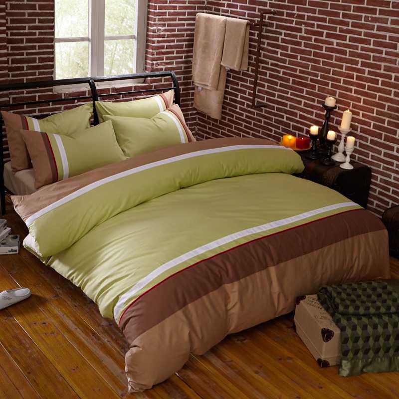 100% tela de algodón inglaterra juegos de cama de matrimonio king size 4/5 unid