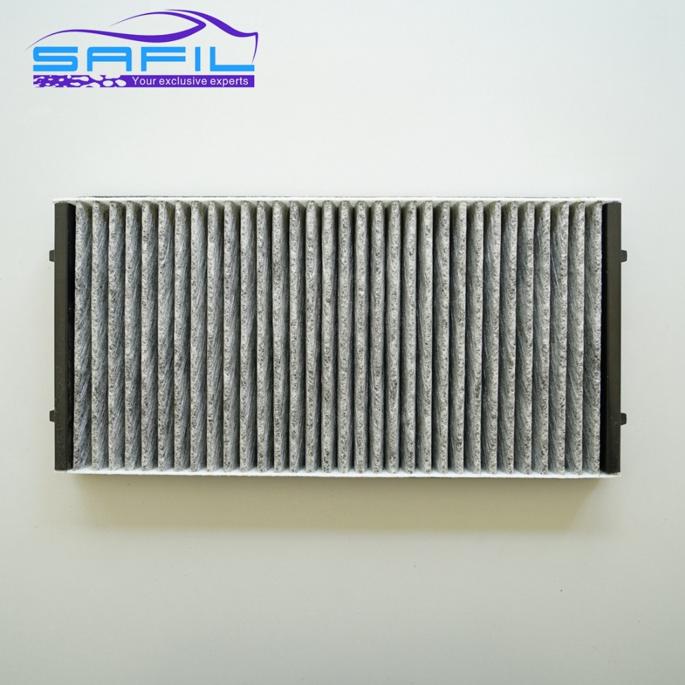 carbon Cabin Air Filter for 2008- PORSCHE 911 3.4 3.6 3.8 Carrera ,BOXSTER 2.5 2.7 3.4, CAYMAN S 3.4 Oem:99757121901 #ST203C