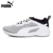 Nova Chegada Original 2017 PUMA Pacer Evo Malha Unissex Sapatos de Skate Tênis