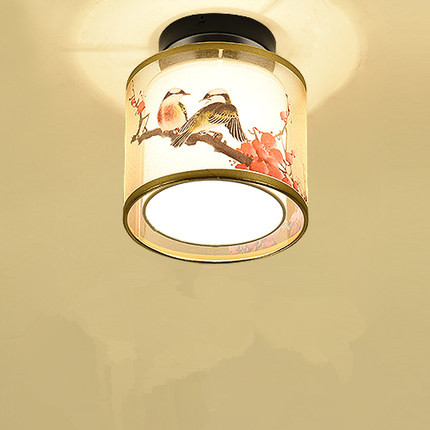 New Chinese style of Chinese wind Led ceiling lights plafond lamp for home living room lights ceiling light fixture circularNew Chinese style of Chinese wind Led ceiling lights plafond lamp for home living room lights ceiling light fixture circular