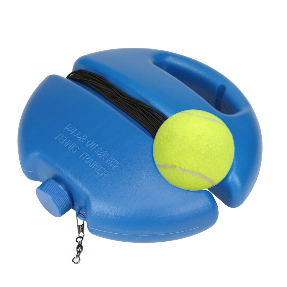 Tennis Ball Singles Training Practice Balls Back Base Trainer Tools And Tennis 8.23