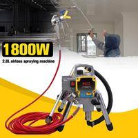 H780 220V 50Hz High Pressure Airless Wall Paint Spray G.un Pro Sprayer Machine
