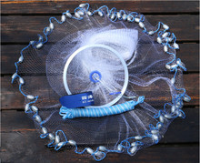 free shipping usa style cast net fish trap fishing china pesca network potes herramientas senna rde de