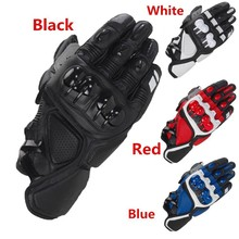 New listing racing gloves motorcycle advanced leather riding gloves цена 2017