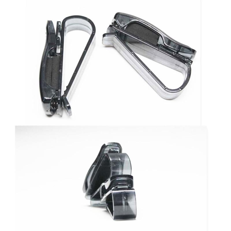 Bilhete De Cartão óculos clipe Auto Prendedor para corolla mk2 golfe acessórios kia sorento sorento viburnum Kiaro 2018 bmw e60
