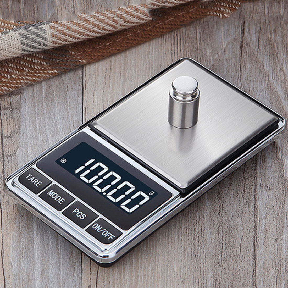 Jewelry scale balance gram scale palm scale 100/500*0.01g Precision Electronic Balance Portable electronic pocket scale