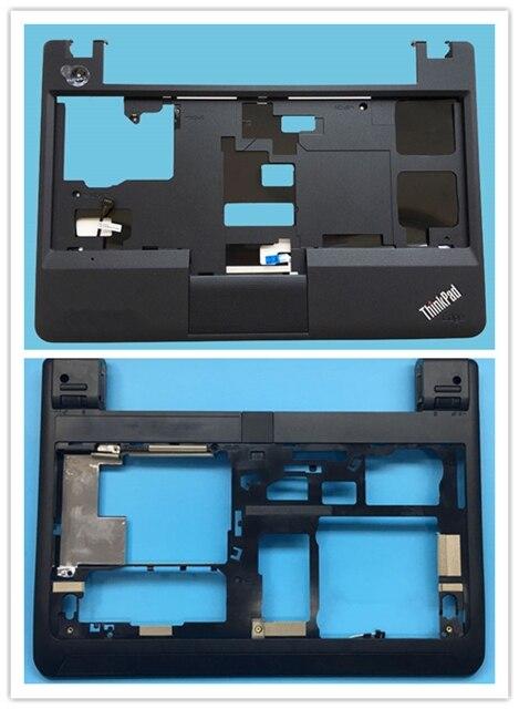 New Original Lenovo ThinkPad E130 E135 E145 Bottom Base Cover Palmrest Keyboard Bezel Upper Case Touchpad 00JT244 00JT246 new original lenovo g500s g505s palmrest keyboard bezel upper cover bottom base lower case black ap0yb000h10 ap0yb000i00