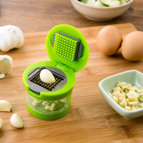 Kitstorm Kitchen Gadgets Chopper Press Garlic Slicer Grater