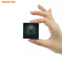 Super Mini 1080P AHD Camera for cctv camera system MINI Security camera with OSD menu and 5 Axis bracket