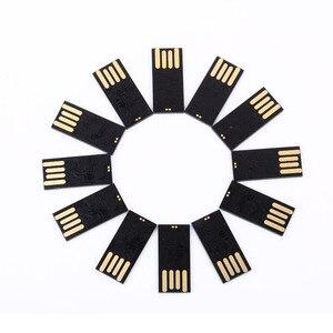 Image 4 - UDP ذاكرة فلاش 4GB 8GB 16GB 32GB 64GB 128GB USB2.0 قصيرة طويلة مجلس Udisk شبه الانتهاء رقاقة بندريف مصنع بالجملة