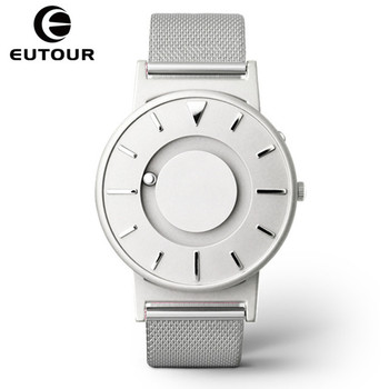 Eutour Magnetic Watch Men Luxury Brand Quartz Women Wrist Watches Fashion Casual Ladies Stainless Steel Watch relogio masculino 1
