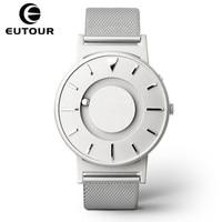 Eutour Magnetic Watch Men Luxury Brand Quartz Women Wrist Watches Fashion Casual Ladies Stainless Steel Watch relogio masculino
