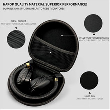 Travel Carrying Case Compatible For Marshall Monitor MIDanc MAJOR III 123 Generation Headphone Storage Box 2yw