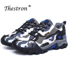 2019 Thestron Couples Hiking Shoes Comfortable Fashion Climbing Men Spring Autumn Women Mountain Outdoor Sport