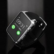 Heißer gt88 bluetooth smart watch wasserdicht pulsuhr unterstützung tf/sim-karte smartwatch für iphone 5 s 6 s android smart watch