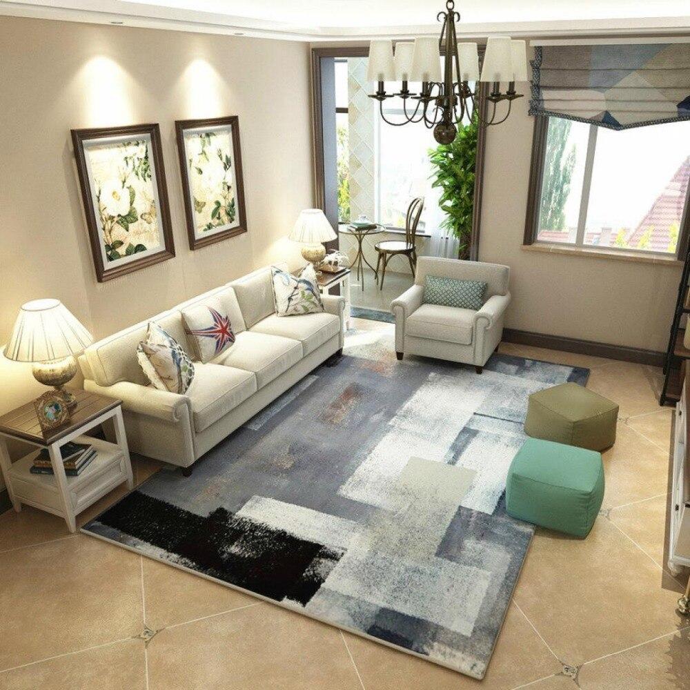 Créativité Graffiti tapis pour salon chambre tapis cuisine bain antidérapant tapis de sol tapis décor domestique tapis - 3