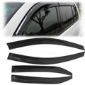 4 Pcs/Set Car Window Visor Shade Vent Rain Deflector Cover For Toyota /Camry 2007-2011