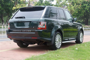 Image 5 - Voor Range Rover Sport 2005 2012 Oe Model Treeplank/Side Stap Bar/Voet Boord, uitstekende Kwaliteit, Grote Korting Voor Promotie