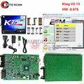 Горячая Продажа KTAG V2.13 Оборудования V6.070 Неограниченная Версия K ТЕГ Мастер ECU Инструмент К-TAG Бесплатная Доставка