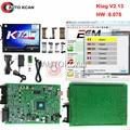 Venta caliente KTAG V2.13 Hardware V6.070 K-TAG Herramienta de Programación ECU Maestro Versión Ilimitada K TAG Envío Gratis