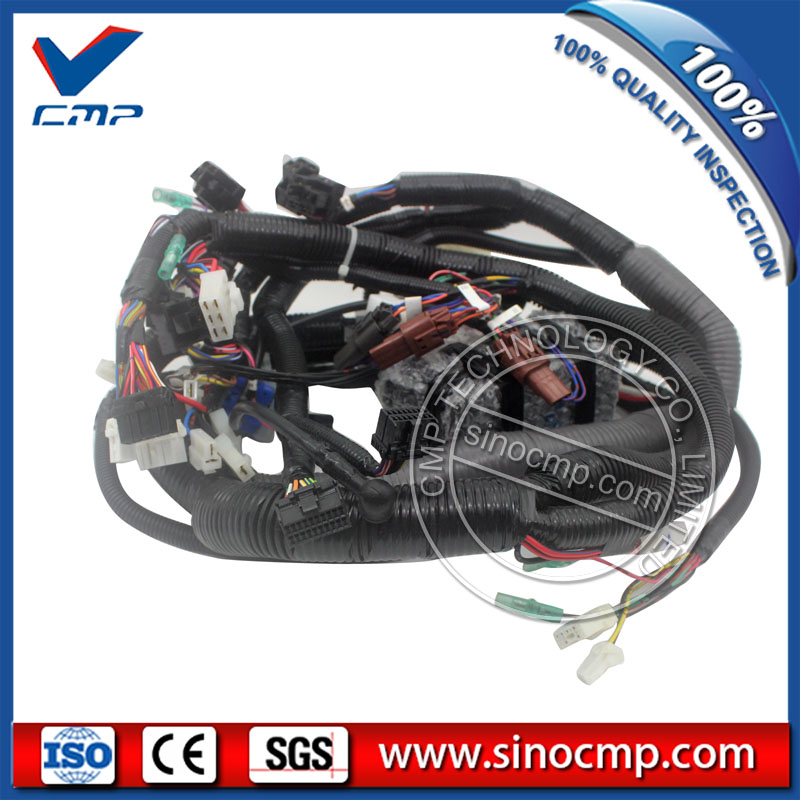 EX100-3 komplette interne und externe kabelbaum, draht kabel für Hitachi bagger