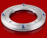 200mm 8 New Design Lazy Susan Aluminum Ball Bearing Turntable Bearings