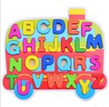 2016 Children educational toys Wood Letter And Number Cognitive jigsaw puzzle  wooden Enlighten toys