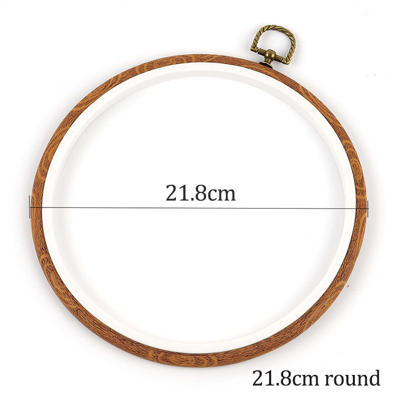 21.8cm round