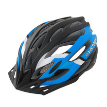 2 Color Road Cycling Helmet Ultralight Integrally Molded MTB Bicycle Helmet Bicicleta Safety Cap Bike Riding