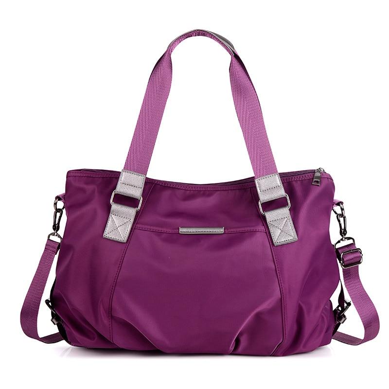 Top Quality Women Shoulder Bag Waterproof Nylon Lady Tote Sling Messenger Bag Female Crossbody Bags For Women Handbag sac a main