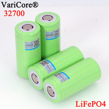 VariCore 3.2V 32700 6500mAh LiFePO4 Battery 35A Continuous Discharge Maximum 55A High power Electric vehicle batteries