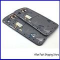 Оригинальный Новый Мобильный Телефон Жилье Для Motorola Moto X 2nd Gen X2 X + 1 XT1085 Ближний Рамка Рамка Задняя Крышка С Питанием кнопка