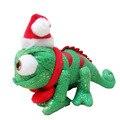 nime Tangled Rapunzel Pascal Lizard Green Chameleon Plush Toy 15cm