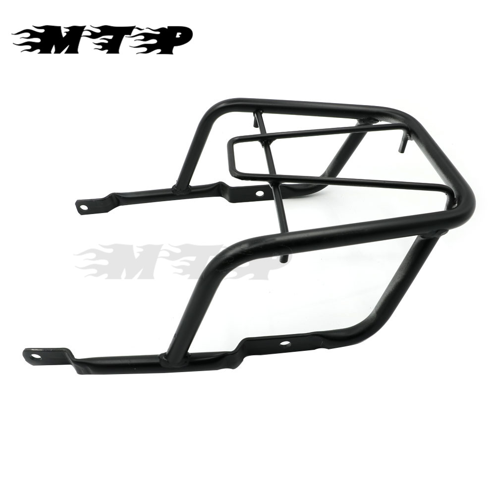 Rear Fender Rack Luggage Carrier Support Shelf Frame Rack For Yamaha XT225 Serow 1986-2007 Motorcycle Accessories partol black car roof rack cross bars roof luggage carrier cargo boxes bike rack 45kg 100lbs for honda pilot 2013 2014 2015