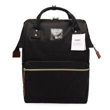 Szkolne plecaki dla nastolatek gilrs i chłopców, plecak szkolny anello torba studencka, ludzie lekki plecak z pierścieniem bezpłatna wysyłka