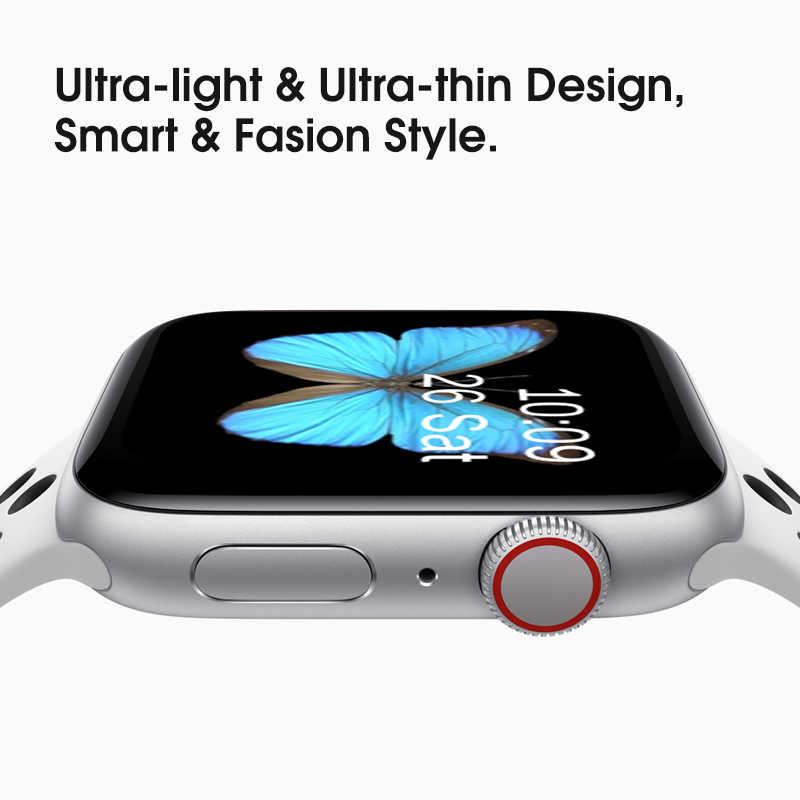 """KARUNO W54 reloj inteligente GPS hombres mujeres Smartwatch Android 4,4 1,54 """"Pantalla Bluetooth 4,0 MTK2502C relojes de Monitor de ritmo cardíaco"""